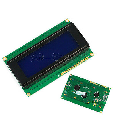3.3V 20x4 Character LCD Module Display,HD44780,High Contrast,Wide View,Arduino A