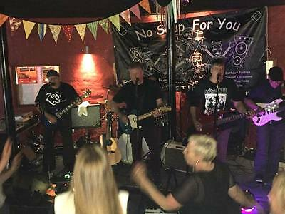 Party Band and Venue for Hire