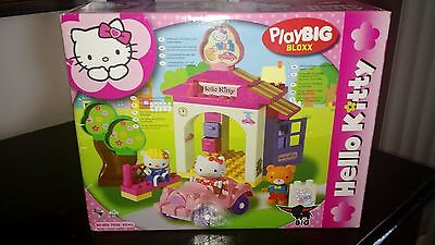 Playbig Bloxx Hello kitty (bloques) NEUF