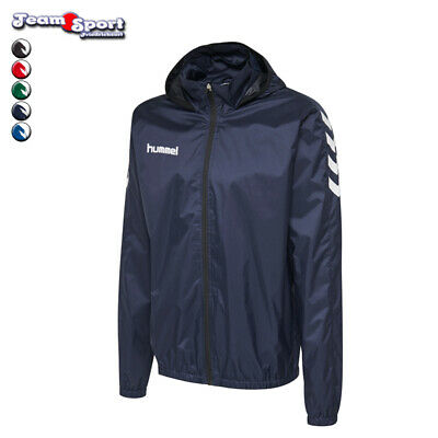 Hummel - Core Spray Jacket - Kinder / Fitness Regenjacke Fußball / Art. 180822