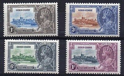 Gold Coast Jubliee set unmounted mint