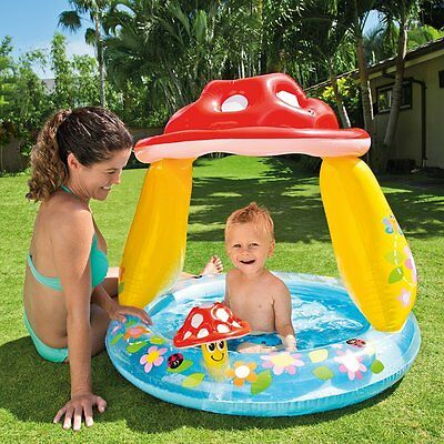 Intex Mushroom Baby Pool - Great fun for your little one!