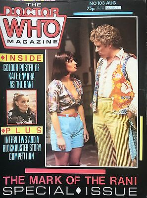 THE OFFICIAL DOCTOR WHO MAGAZINE - 17 Issues Bundle Job Lot DR
