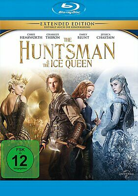 The Huntsman & the Ice Queen - Extended Edition - (and) * BLU-RAY-NEU