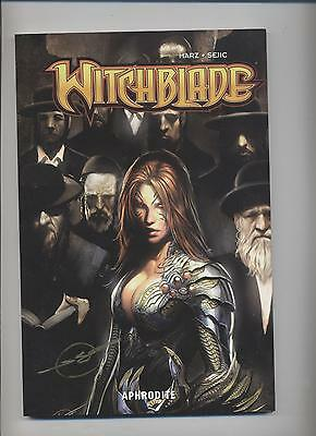 WITCHBLADE # 2 VARIANT - **signiert** SEJIC - COMIC ACTION 2009 - 111 Ex. - TOP