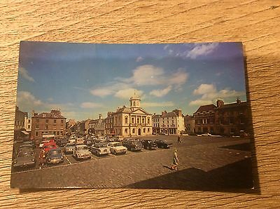 KELSO The Square, Postcard