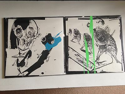 PIXIES – EP2 and EP3  - VERY LIMITED STILL SEALED MINT!!
