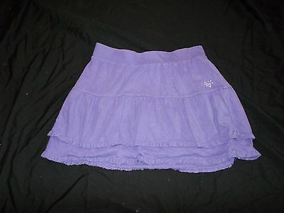 Girl's Justice Purple Skorts Size 14