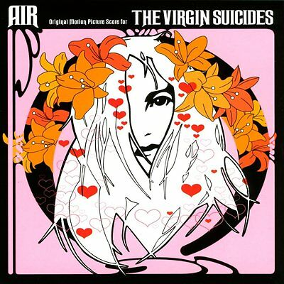Air The Virgin Suicides New Sealed 180G Vinyl Lp & Download In Stock
