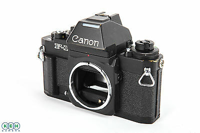 Canon F1N SLR Camera Body With AE Finder
