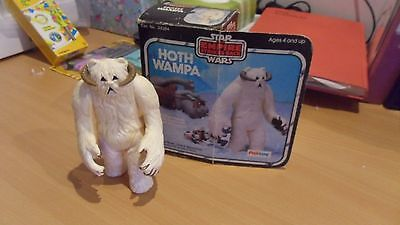 STAR WARS vintage ESB Wampa Palitoy 1st issue Boxed 1980 100% Original/Complete