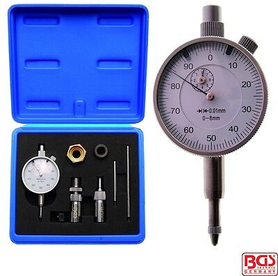 BGS Tools Tdc Dial Indicator For Ignition Adjusting On Motorcycles 8319