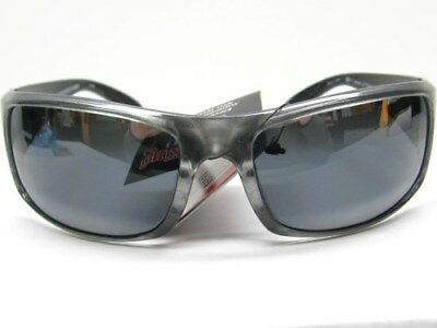 STRIKE KING S11 Optics Grey Metallic OKEECHOBEE Grey POLARIZED Lens Sunglasses!