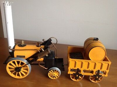 Hornby G125 3.5 Inch Gauge Stephensons Rocket Static Model. Very Good Condition.
