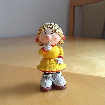 Sugarlump Studio Rosalee Magic Roundabout Collectable Figure, Mint, Rare.