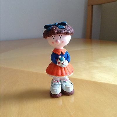 Sugarlump Studio Florence Collectable Figure, Mint, Rare.