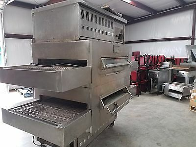 Middleby Marshall  PS350 Double Stack Conveyor Pizza Oven Ps-350
