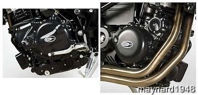 R&G ENGINE CASE COVER KIT (2 Covers) for HUSQVARNA NUDA R 900, 2012 to 2013
