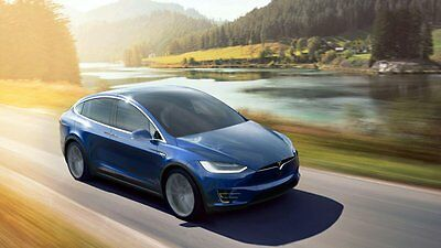 Brand new, fully loaded Tesla Model X 90D - Delivery in March - Be 1st owner!