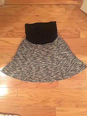 A Pea In The Pod Maternity Skirt Size Large