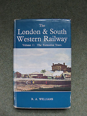 The London & South Western Railway Volume 1
