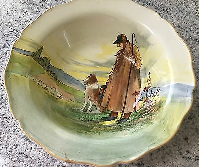Royal Doulton Cotswold Shepherd Large Bowl