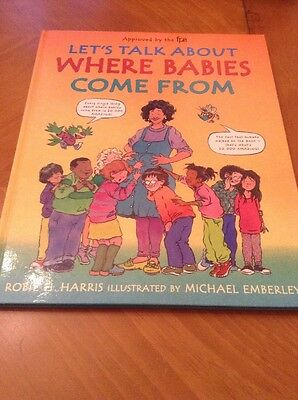 Wheres Babies Come From Book