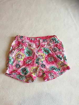 Baby Girls Clothes 12-18 Months - Cute Girl Shorts -