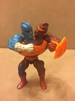 Vintage He Man Two Bad With 1 Shield- Mattel 1984