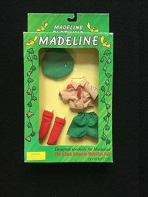 Rare Madeline & Friends Doll Outfit~ SCOUTING ADVENTURE ~ New! NRFB!
