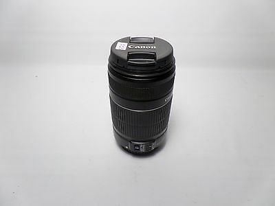 canon EF-S 55-250mm lens EF-s 55-250mm 1:4-5.6 IS