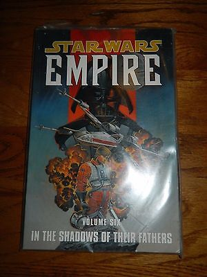Star Wars - Empire: In the Shadows of Their Fathers v. 6