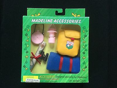 Rare Madeline & Friends Doll Accessories ~ SCOUTING ADVENTURE ~ New! NRFB!