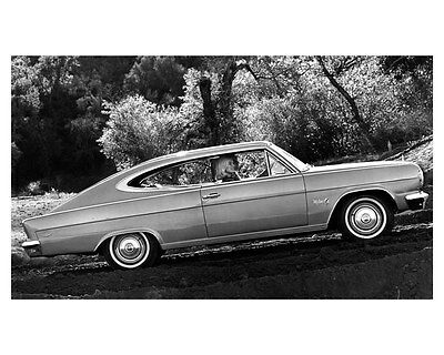 1965 AMC Rambler Marlin ORIGINAL Factory Photo ouc3371
