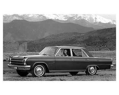 1965 Rambler Ambassador 990 ORIGINAL Factory Photo ouc3354