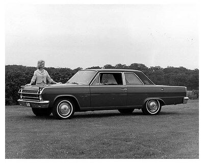 1965 Rambler Ambassador 990 ORIGINAL Factory Photo ouc3356