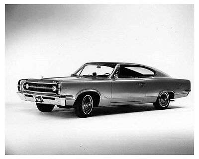 1967 AMC Rambler Marlin ORIGINAL Factory Photo ouc3369