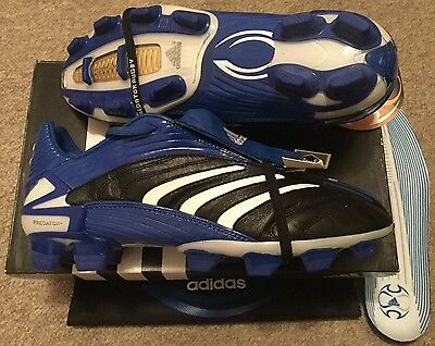 Bnibwt Adidas Predator Absolute Fg Rugby / Football Boots Uk 8