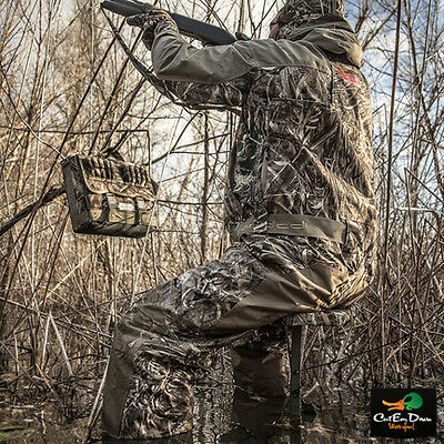 Banded Gear Deluxe Slough Stool Marsh Swamp Seat Duck Hunting Bottomland Camo