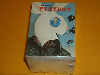 PLAYBOY Trading Cards APRIL Base Set Of 120 Premium Trading Cards Mature Content