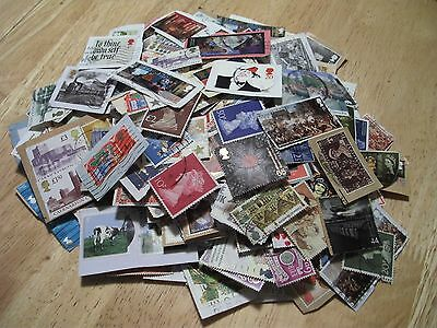400 +   Gb  Commemorative Stamps.. [ Ex Charity ]