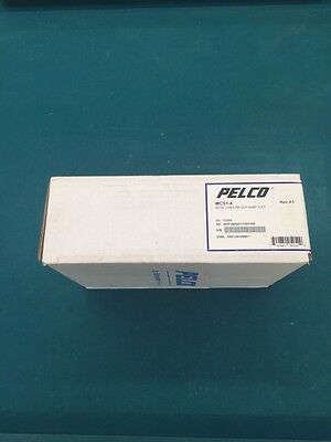 "pelco WCS1-4 Camera Power Supply 4Amp 1 Output ""New"""