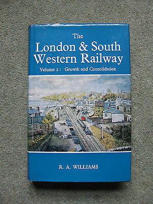 The London & South Western Railway Volume 2