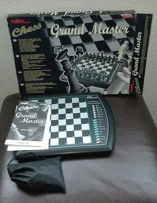 Tiger Electronic Chess Grand Master 1988