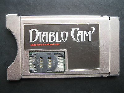 Diablo 2 multicam Satellite TV Conditional Access Module CI modul CAM