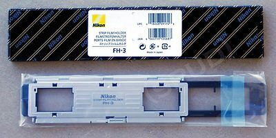 Nikon FH-3 Curved Strip Film Holder Coolscan 4000 5000 III IV V FH3 NEW IN BOX