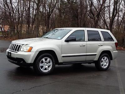2008 Jeep Grand Cherokee Laredo 4WD 4X4 WINTER READY! 2ND-OWNER! NO RESERVE BLUETOOTH KEYLESS ENTRY CLEAN RUNS DRIVES GREAT