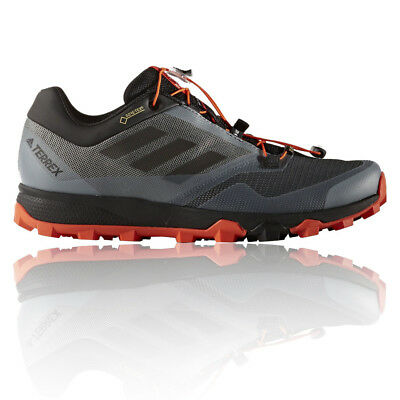 Adidas Terrex Trailmaker Mens Black Gore Tex Waterproof Running Sports Shoes
