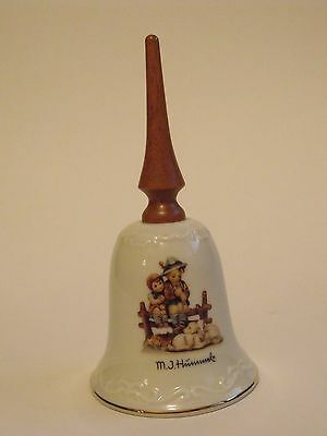 """M.J. Hummel Collectable Bell ... """"Eventide""""!!"""