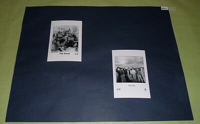 "The Coral Set of 6""x4""Inch Photos x2 Collectable Memorabilia Pop  Prints J441"